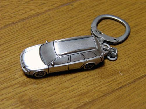 A4 Avant Keyholder