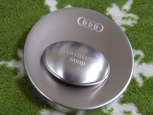 Stainless Soap