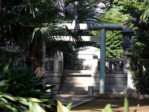 伊藤博文の公墓