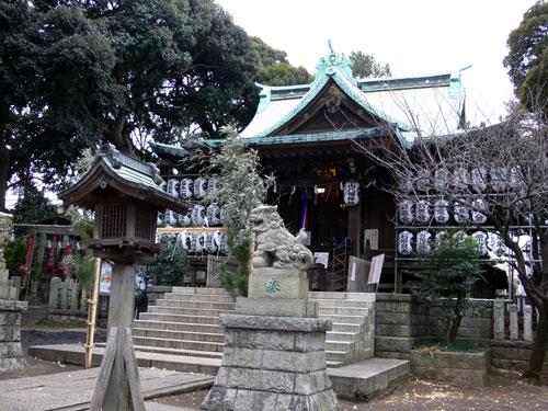 小山八幡神社<大黒天>