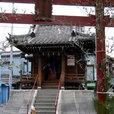白魚稲荷神社 <無病息災>