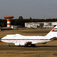 UAE の特別機 B747-SP